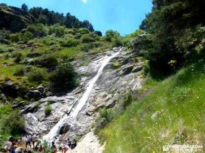 Chorro,Chorrera San Mamés_Valle del Lozoya;parque natural valles occidentales parque nacional de ai